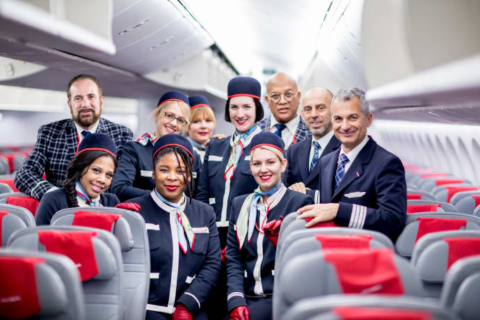 norwegian recrute des h u00f4tesses de l u0026 39 air et stewards bas u00e9  u00e0 rome